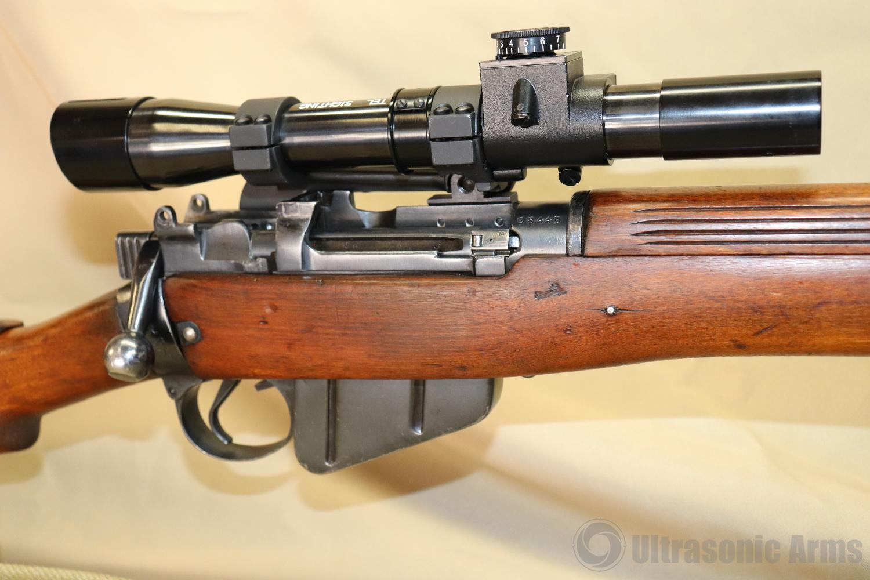 Enfield Sniper Scope Mount