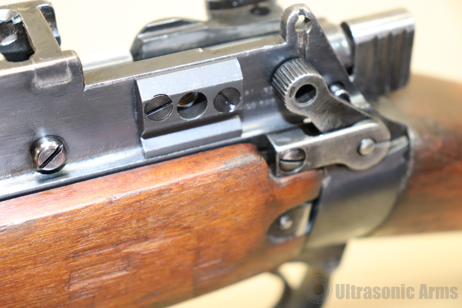 Lee Enfield No 4 Mk 1 Sniper Conversion Gallery Page • Ultrasonic